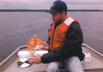 USGS Presents 2018 State of the Lake